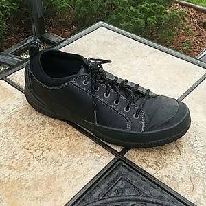 L.L. BEAN Non Skid Work Shoes Men's 10
